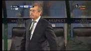 Лудогорец vs. Базел (голът На Лудогорец)