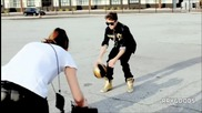 Justin Bieber - Believe video of the behind the scene of the photoshoot +full booklet Hq