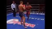 Muay Thai Ramon Dekkers Highlights