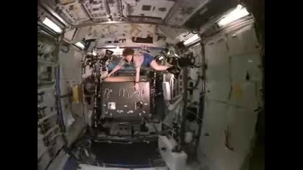 Life in the Space Station