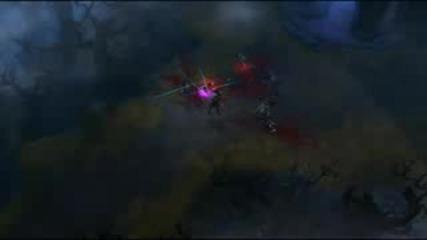 Diablo 3 Wizard Gameplay Part 1