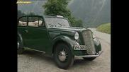 1935 Opel Olympia Convertible
