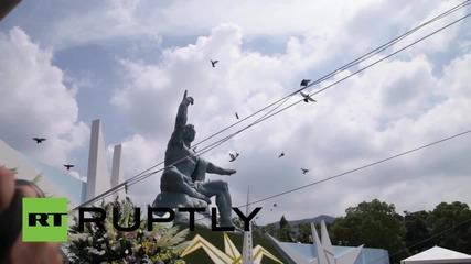 Япония: Нагазаки помни жертвите на атомната бомба