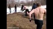 Най - добрият руски масов бой...