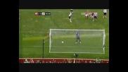 Димитър Бербатов остана в историята на Манчестър Юнайтед завинаги!