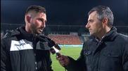 Христо Златински: Пропуснахме си положенията