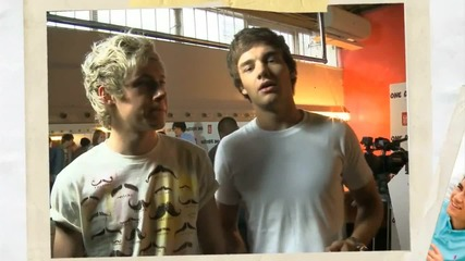One Direction ll Interview in Mexico • Част 3