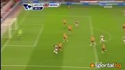 Уулвърхамптън - Арсенал 0:3