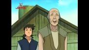 Naruto - Епизод 103 - Състезанието Започна! Проблеми В Открито Море! Bg Audio