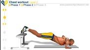 Как се прави мускули за гърди?!