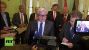 Germany: Steinmeier calls for closer ties to Cuba in historic visit