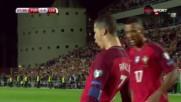 Португалия - Латвия 4:1 /репортаж/