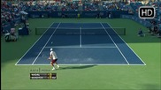 Nadal vs Berdych - Cincinnati 2013 - Part 2!
