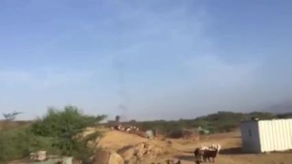 Yemen: Bahraini F-16 jet crashes at Saudi border