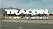 Tracon Inschuifbare combitrain voor Gvt
