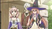 Escha & Logy no Atelier: Tasogare no Sora no Renkinjutsushi 4 Eng sub