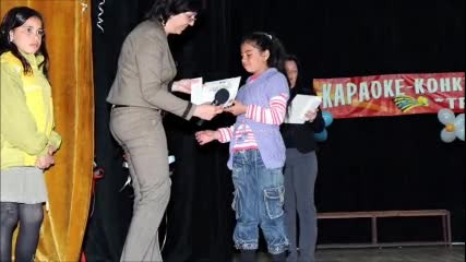 снимки - караоке-конкурс (2) април 28, 2011