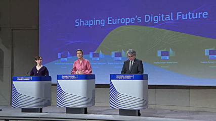 Belgium: EU presents first draft of proposed digital strategy plan