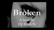 Broken ( piano & beat )