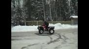 Луди Руснаци - Дрифт на сняг