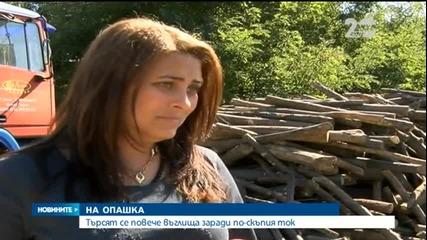 Все повече хора се запасяват с дърва заради поскъпването на тока - Новините на Нова