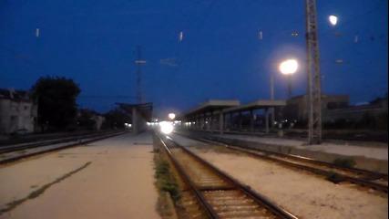 Пв 10264 заминава от гара Пловдив