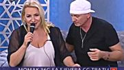 Vesna Zmijanac & Miki Mecava - Kad zamirisu jorgovani - LIVE - (DM SAT 2017)