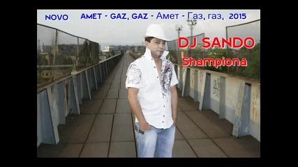 amet gaz Амет газ 2015