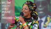 Graceless: Zimbabwe's First Lady attacks