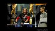 Oh Snap Meltdown Of The Year - Edge ( Raw Slammy Awards 2010 )