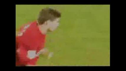 Steven Gerrard Captain Fantastic