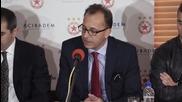 ЦСКА подписа договор с турската клиника, заведе гостите в музея