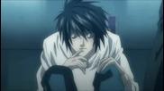 Death Note - Епизод 22 - Bg Sub