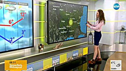 Прогноза за времето (07.12.2017 - сутрешна)