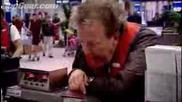 Top Gear: Стиг, Хамънд, Мей И Кларксън В Cross - London Race