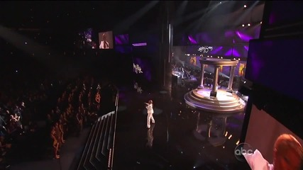 Mary J. Blige - Mr. Wrong ( American Music Awards 2011 )