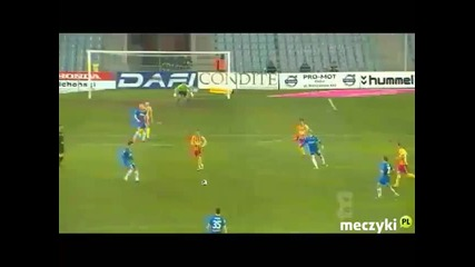 Прекрасен гол на Сашо Тонев за 2:1 ( 09.04.12 )