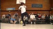 Ненормален 19 годишен танцьор