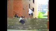 Chinchilla Einmal Reicht Skateboad Trailer