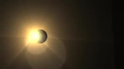 Nasa: Великолепно слънчево изригване