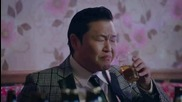 New 2014 !!! Psy feat. Snoop Dogg - Hangover ( Official Hd Video )