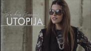 !!! Kristina Ivanovic 2016 - Utopija - (official audio) - Prevod
