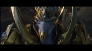 Starcraft Ii - Legacy of the Void Opening Cinematic