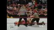 Edge prekasva Много Важен Мач Между Randy Orton And Hbk