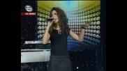 Music Idol 3 - Изпълнението на Александра Жекова !!!