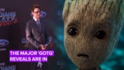 3 things James Gunn told 'GotG' fans during his watch party