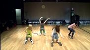 2ne1 - falling in love dance practic ~