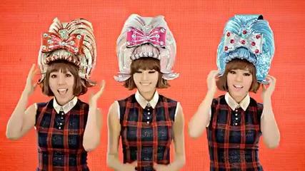 H D // Orange Caramel - Shanghai Romance { Official Music Video } M V