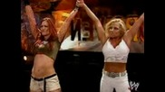 Lita and Trish-Special for my friends  mariakanellis and trishlita