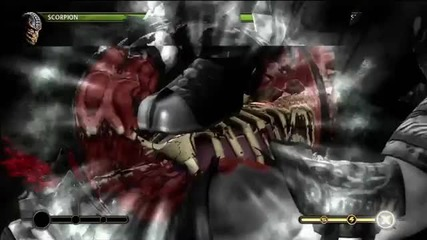 Mortal Kombat 9 - Combo Special Move Compilation